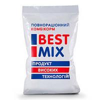 Стартовый комбикорм Best Mix для несушки, утки, гусей от 1 до 9 недель, 1.5 кг
