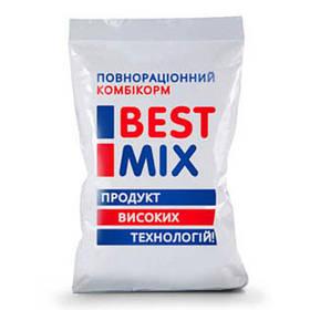 Стартовий комбікорм Best Mix для несучок, качок, гусей від 1 до 9 тижнів, 1.5 кг