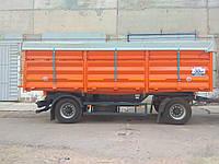 Переоборудование прицепов и полуприцепов для зерновозов тягачей грузовых авто