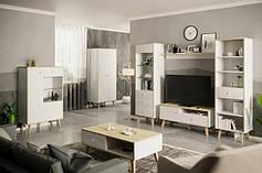 Модульні меблі для вітальні