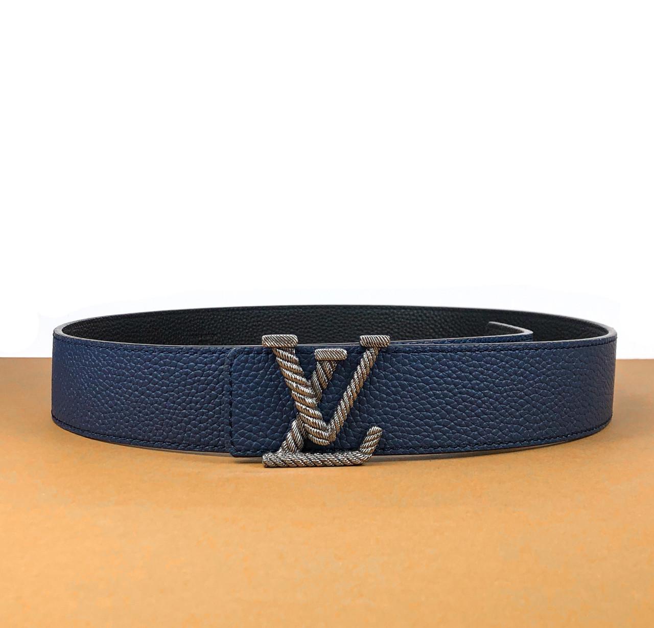 Ремень Louis Vuitton мужской (Луи Витон) арт. 61-05