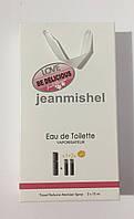 Подарунковий набір LoveBe Delicious Fresh Blossom Jeanmishel 3*15 мл