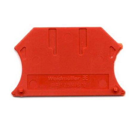 Weidmuller Концевая пластина перегородка WAP 2.5-10 RT (100 шт), 1050040000