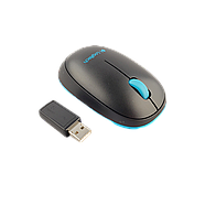 Logitech M212 Wireless Mouse (Black/Blue) Grade B2 Refurbished, фото 3