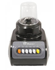 Блендер Domotec MS-9099 с кофемолкой 2 в 1 250 Вт (Черный), фото 2