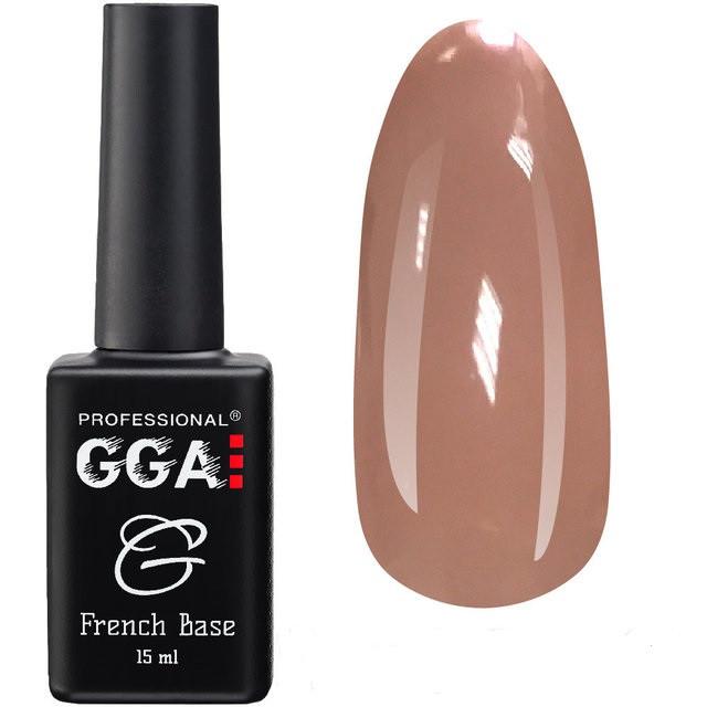 French Base GGA Professional № 4, 15мл