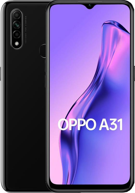 Смартфон OPPO A31 4/64GB Mystery Black