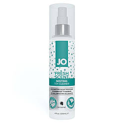 Чистящее средство System JO Fresh Scent Misting Toy Cleaner (120 мл) с ароматом свежести 18+