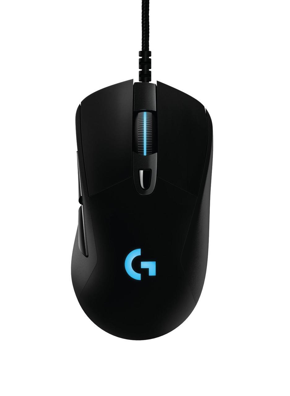 Logitech G403 Prodigy WIRED USB Optical Gaming Mouse Black Grade B2 Refurbished