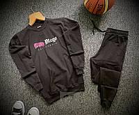 Спортивный костюм Diega черный