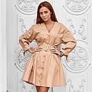 Платье с широким поясом, фото 3