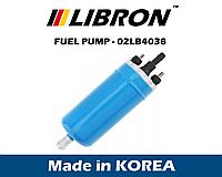 Топливный насос LIBRON 02LB4038 - Опель Вектра A (86_, 87_) 2000 16V 4x4 (1989-1990)