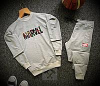 Спортивный костюм Marvel светло-серый