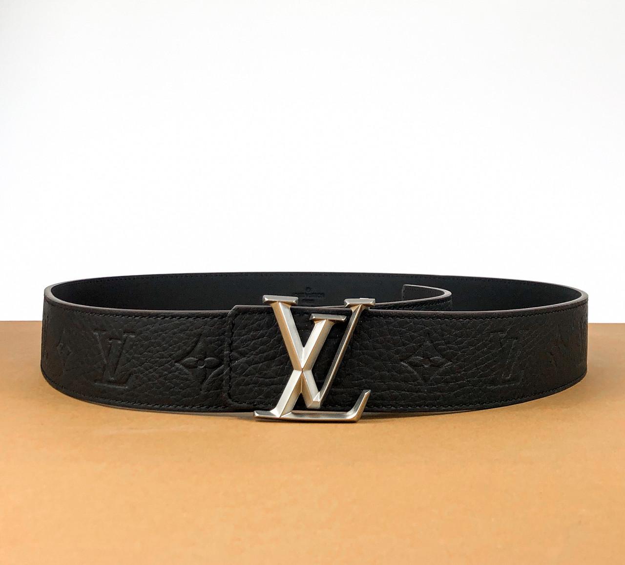 Ремень Louis Vuitton мужской (Луи Виттон) арт. 61-06