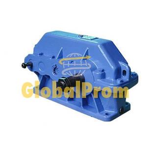 Редуктор цилиндрический Ц2У-100, двухступенчатый цилиндрический редуктор, Ц2У, редуктор Ц2У, Ц2У 100