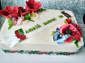Харчові картинки на тортиках