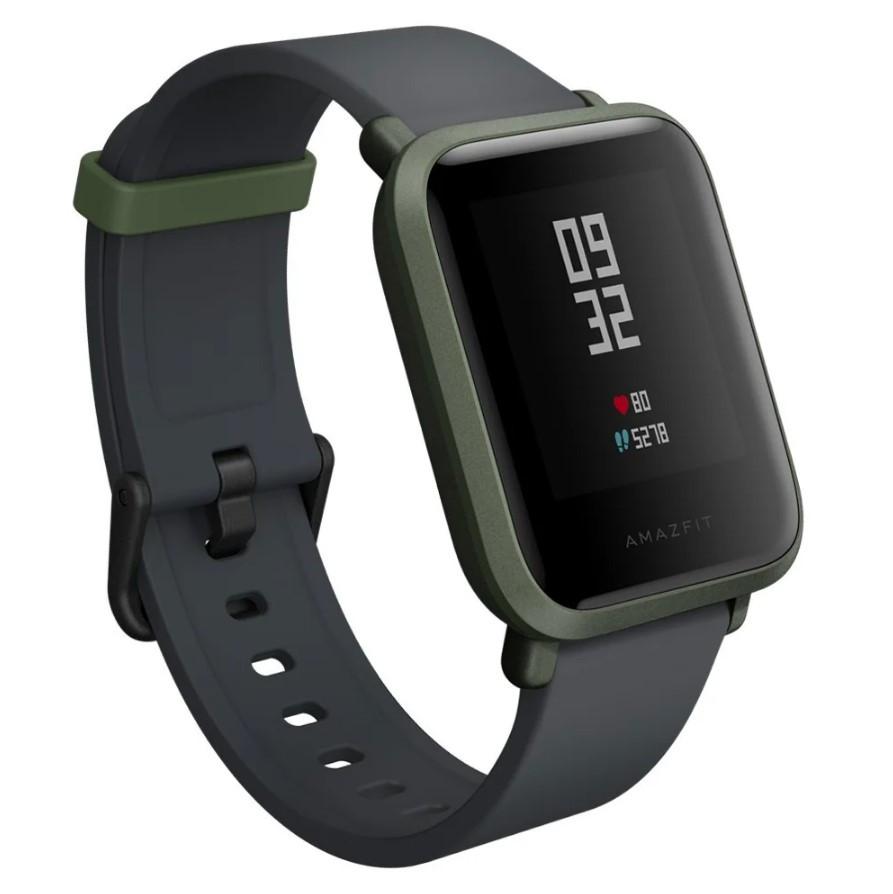 Amazfit Bip Smartwatch (Green) Global