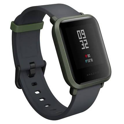 Amazfit Bip Smartwatch (Green) Global, фото 2