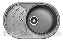 Гранитная кухонная мойка Longran ECG 780.500