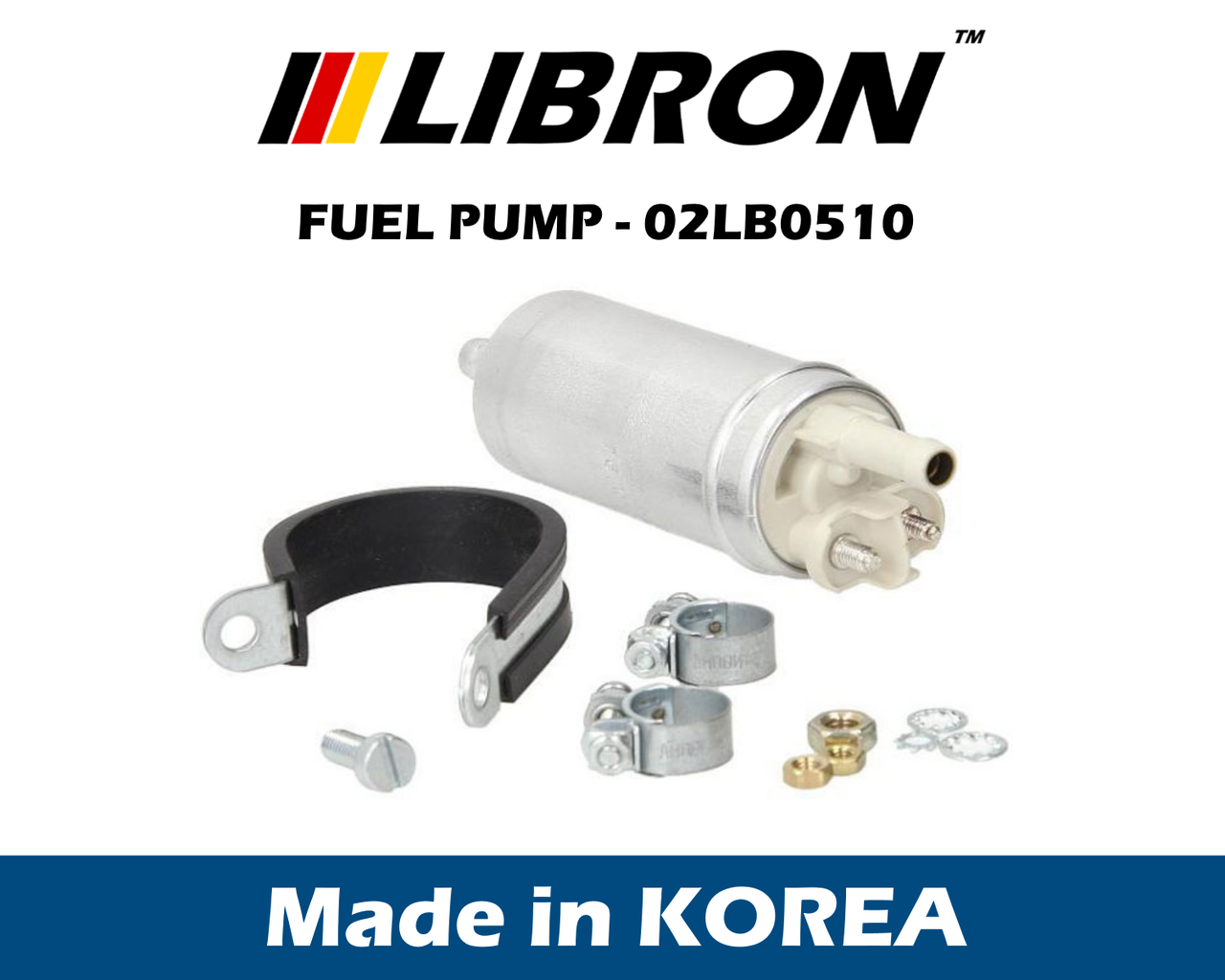 Топливный насос LIBRON 02LB0510 - AUDI 80