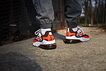 "Кроссовки Nike Air Max 270 React ""Оранжевые"", фото 3"