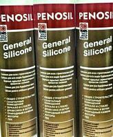 Герметик нейтральный PENOSIL General Silicone черный 310мл