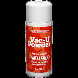 Пудра для крепления Vac-U-Lock Doc Johnson Vac-U Powder 18+
