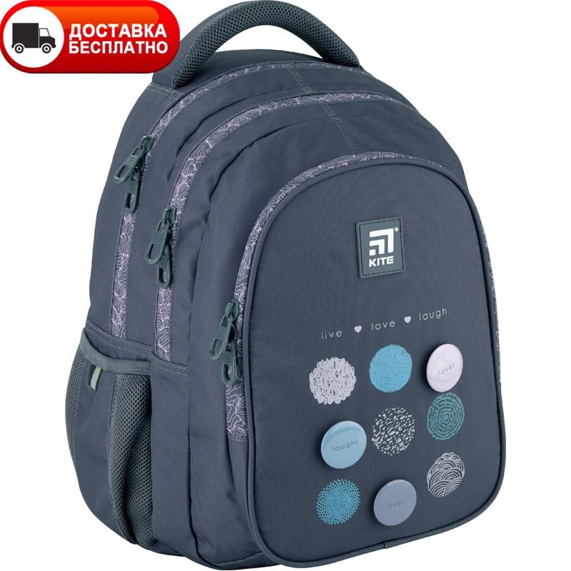 Рюкзак молодежный Kite Education K20-8001M-4