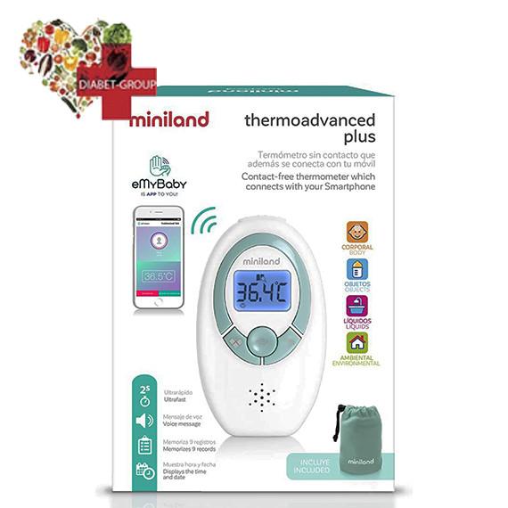 Термометр инфракрасный бесконтактный Miniland Thermoadvanced Plus