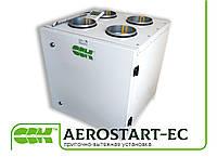 Приточно-вытяжная установка AEROSTART-EC-250-0-0-G