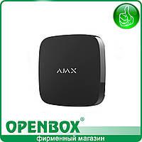 Беспроводной датчик обнаружения затопления AJAX LeaksProtect (черный)