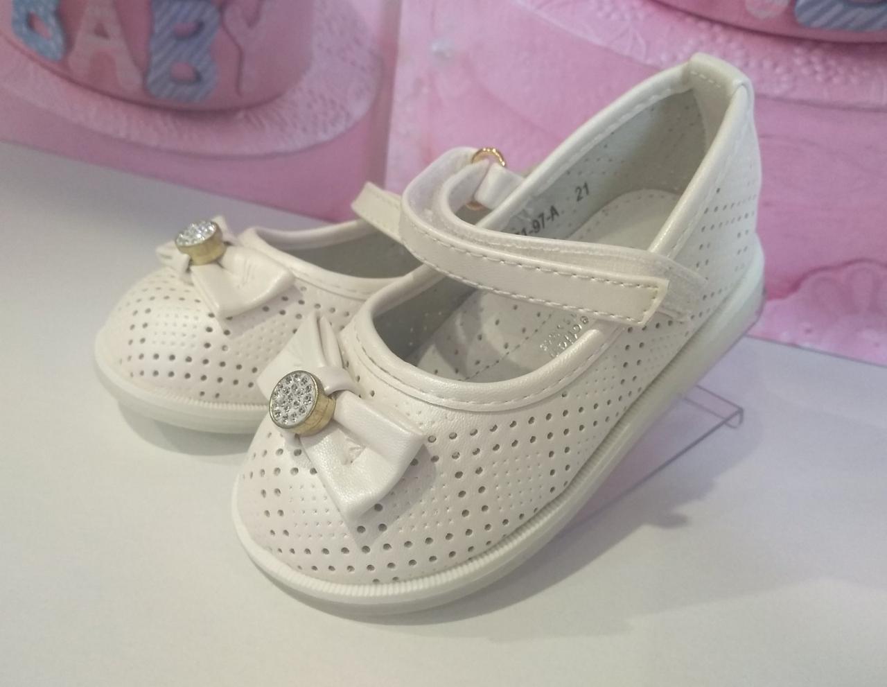 Нарядные туфли для девочки Tom.m р. 24 (15,5 см)
