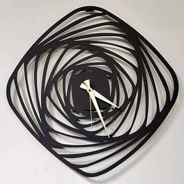Часы настенные из металла