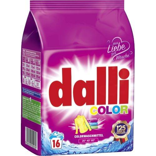 Бесфосфатный стиральный порошок Dalli Color для цветного белья, 1.04 кг (16 стирок), цена 99 грн., купить в Львове — Prom.ua (ID#1149691054)