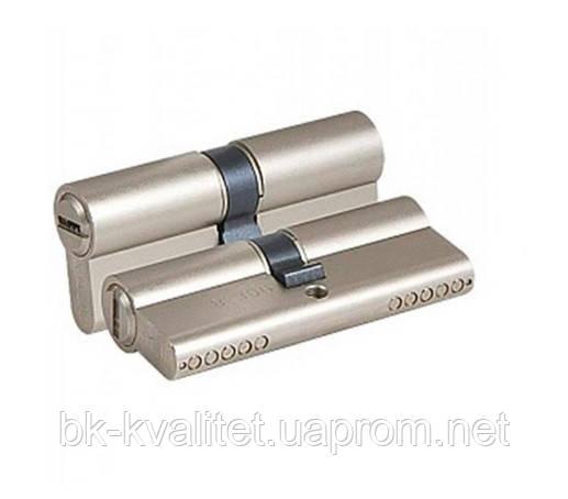 Цилиндр KALE 164 BNE 62мм (31х31) никель, повышенной секретности ключ/ключ