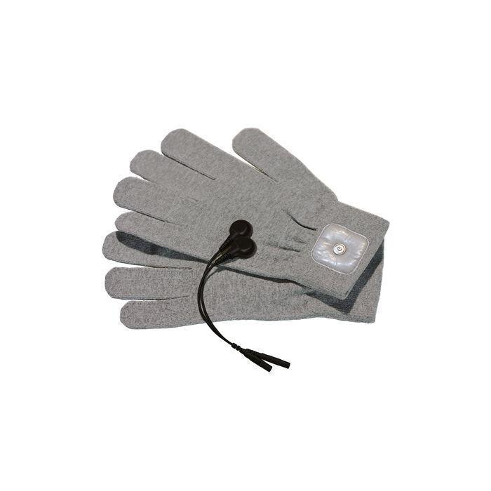 Перчатки для электростимуляции Mystim Magic Gloves, очень нежное воздействие