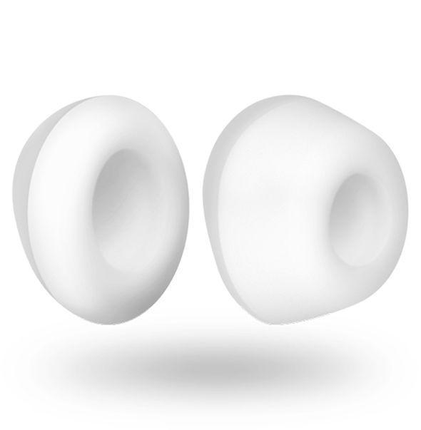 Запасные насадки для вакуумного стимулятора Satisfyer Pro 2 Climax Tips (широкая и узкая)