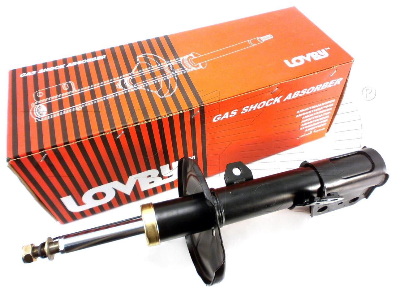 Передний газовый амортизатор TOYOTA AVENSIS `02-   Передние стойки амортизаторы Тойота Авенсис 4851005220