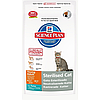 Hill's Feline Young Sterilised Cat тунец 1,5 кг