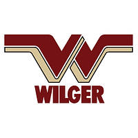 "WILGER RL HOSE BARB BODY, FLANGE MOUNT, 3/8"" TWO WAY, 40461-01"