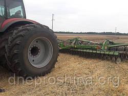Case IH: применяемость сельскохозяйственных шин на энергонасыщенных и универсально-пропашных тракторах Case IH (Кейс)