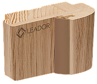 Коробка с уплотнителем МДФ (ТМ Leador)