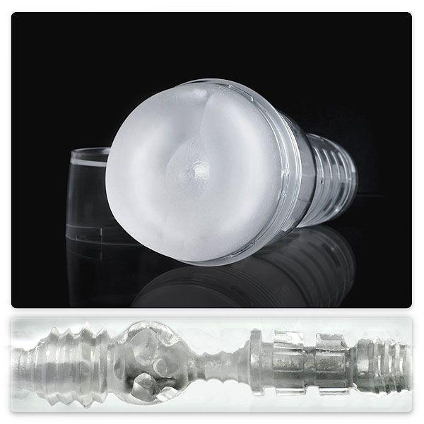 Мастурбатор Fleshlight Ice Butt Crystal