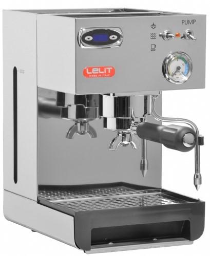 Рожковая кофеварка эспрессо Lelit PL41TEM