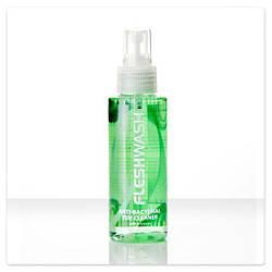 Очищающий спрей FleshWash: антибактериальное средство по уходу за Fleshlight 18+