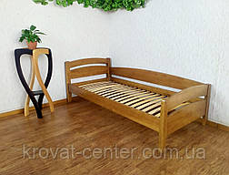 """Подростковая кровать из натурального дерева от производителя """"Марта"""" (светлый дуб), фото 2"""