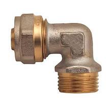 Обжимные соединения для металлопластиковых труб