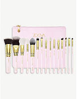 Набор кистей Zoeva Screen Queen Complete Set 15 brushes + clutch