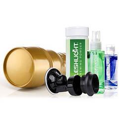 Мастурбатор Fleshlight STU Value Pack: присоска, смазка, чистящее и восстанавливающее 18+