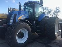 New Holland: применяемость сельскохозяйственных шин на энергонасыщенных и универсально-пропашных тракторах New Holland (Нью Холланд)